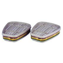 3M 6059 ABEK1 szerves-szervetlen, sav, ammónia szűrőbetét