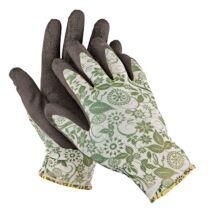 Pintail mártott nylon kesztyű zöld