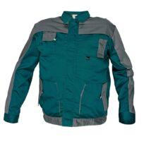 MAX EVO kabát zöld-szürke
