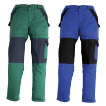 C-Plus kék nadrág,100% pamut 250gr 54