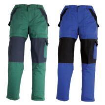 C-Plus kék nadrág,100% pamut 250gr 64