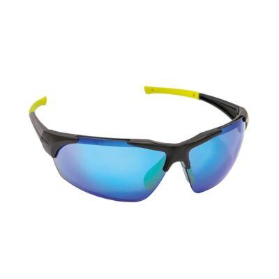 Halton iS védőszemüveg AS tükrös kék
