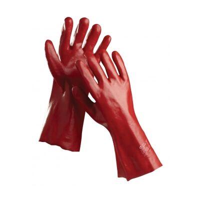Redstart mártott  PVC kesztyű