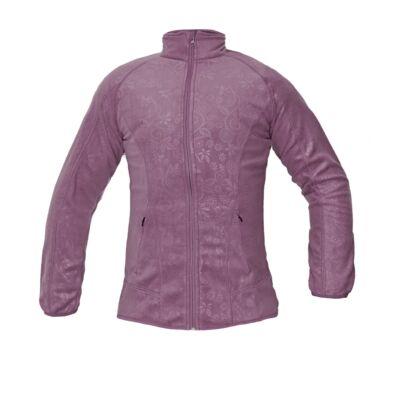 Yowie női polár kabát light violet