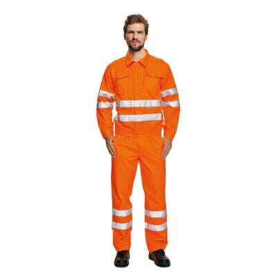 Koros fényvisszaverő kabát 62