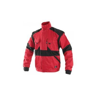 EDA 1072- KABÁT piros-fekete