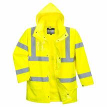 S765 - Essential 5 az 1-ben jól láthatósági kabát