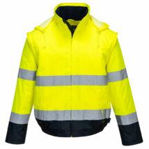 C464 - Essential 2 az 1-ben kabát