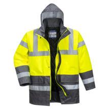 S466 - Hi-Vis Contrast Traffic kabát