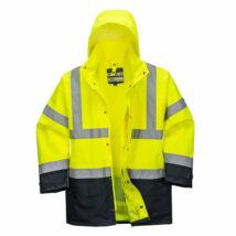 S768 - Hi-Vis Executive 5 az 1-ben kabát