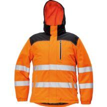 Knoxfield Hi-Vis téli dzseki sárga, narancs
