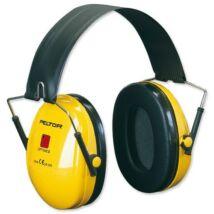Peltor Optime I sárga fültok H510A, SNR 27dB