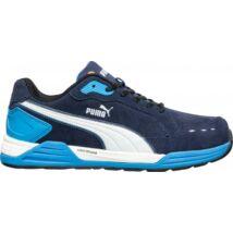 Puma Airtwist Blk Blue Low S3 ESD HRO SRC munkavédelmi cipő