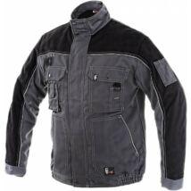 OTAKAR kabát szürke fekete