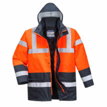 Hi-Vis Contrast Traffic kabát