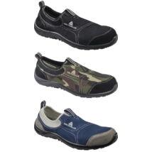 MIAMI S1P SRC védőcipő, szellőző mesh anyag