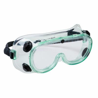 PS21 - Portwest vegyi védőszemüveg