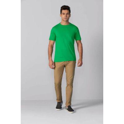 Gildan Prémium Cotton környakas póló