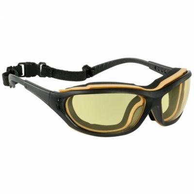 60976 Madlux szemüveg sárga, páramente