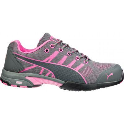 Puma Celerity Knit Pink Wns S1 HRO SRC női védőcipő