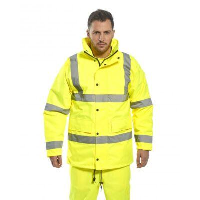 S460 Jól láthatósági kabát