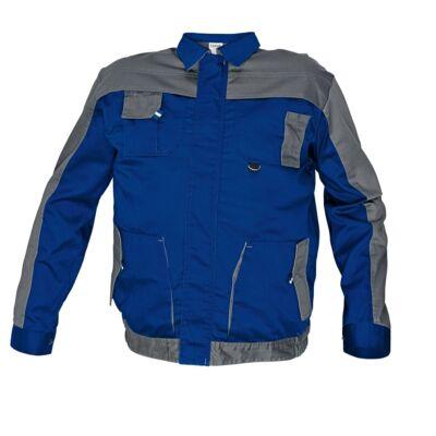 MAX EVO kabát kék/szürke 64