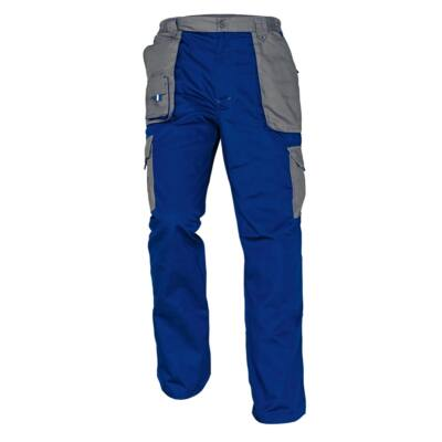 MAX EVO derekas nadrág kék-szürke