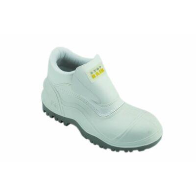 Stoprain-fehér PVC S4 40