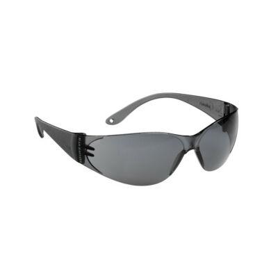Pokelux Védőszemüveg polikarbonát, sötétített