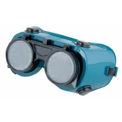 Revlux Eco Védőszemüveg felhajtható kerek lencse